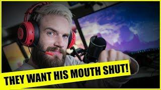 The Establishment Wants PewDiePie GONE!