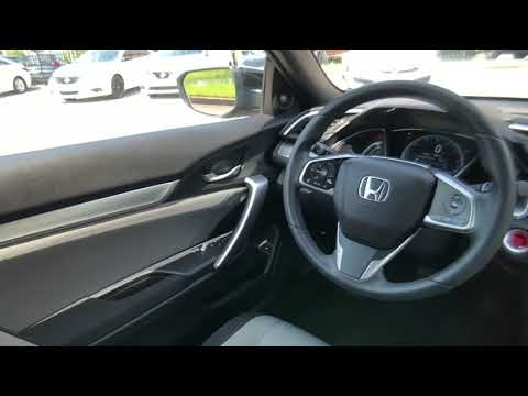 2017 Honda Civic Coupe Tampa FL HH358759