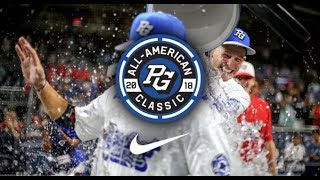 2018 Perfect Game All American Classic Quick Play