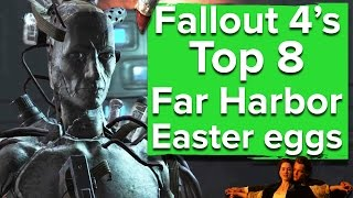 Fallout 4 DLC - Top 8 Easter Eggs in Far Harbor