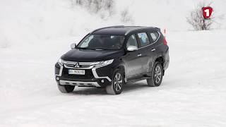 Suv&Snow: Mitsubishi Pajero Sport
