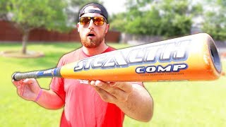 The Most ILLEGAL Baseball Bat Ever Made!