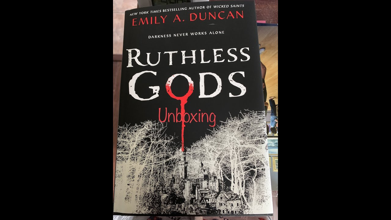 Ruthless Gods Owlcrate