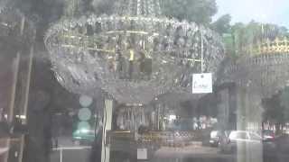 МАЛЬТА: магазин люстр у города Валлетта... Malta San Ġiljan Sliema(, 2013-07-04T09:39:33.000Z)