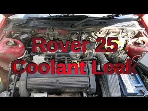 Rover 25 Coolant Leak