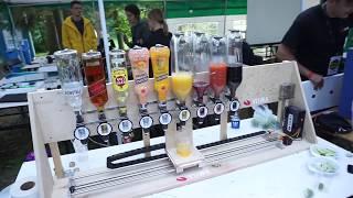 Barbot: Arduino Cocktail Mixing Robot