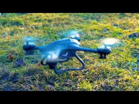 75daf2307 Quadrocopter Reely Mercury Drone - YouTube