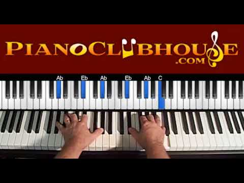 How To Play Be Thou My Vision Traditional Hymn Easy Christian
