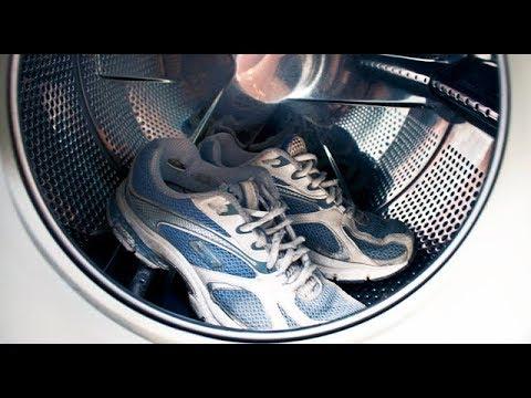 Как постирать кроссовки в стиральной машине без мешка