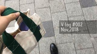 [vlog]11월브이로그, 보헤미안 랩소디, 평양냉면 …