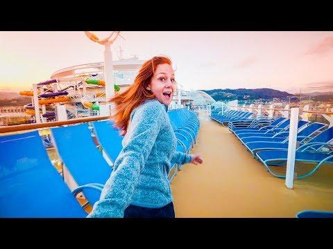 Symphony of the Seas CRUISE SHIP TOUR
