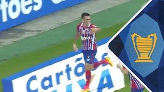 Melhores Momentos - Bahia 2 x 0 Fortaleza - Copa do Nordeste (22/03/2017)