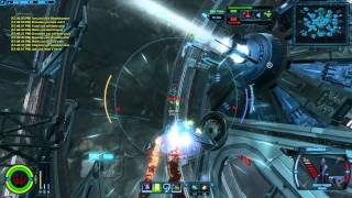 SWTOR S-12 Blackbolt Scout Galactic Starfighter gameplay with multiple loadouts