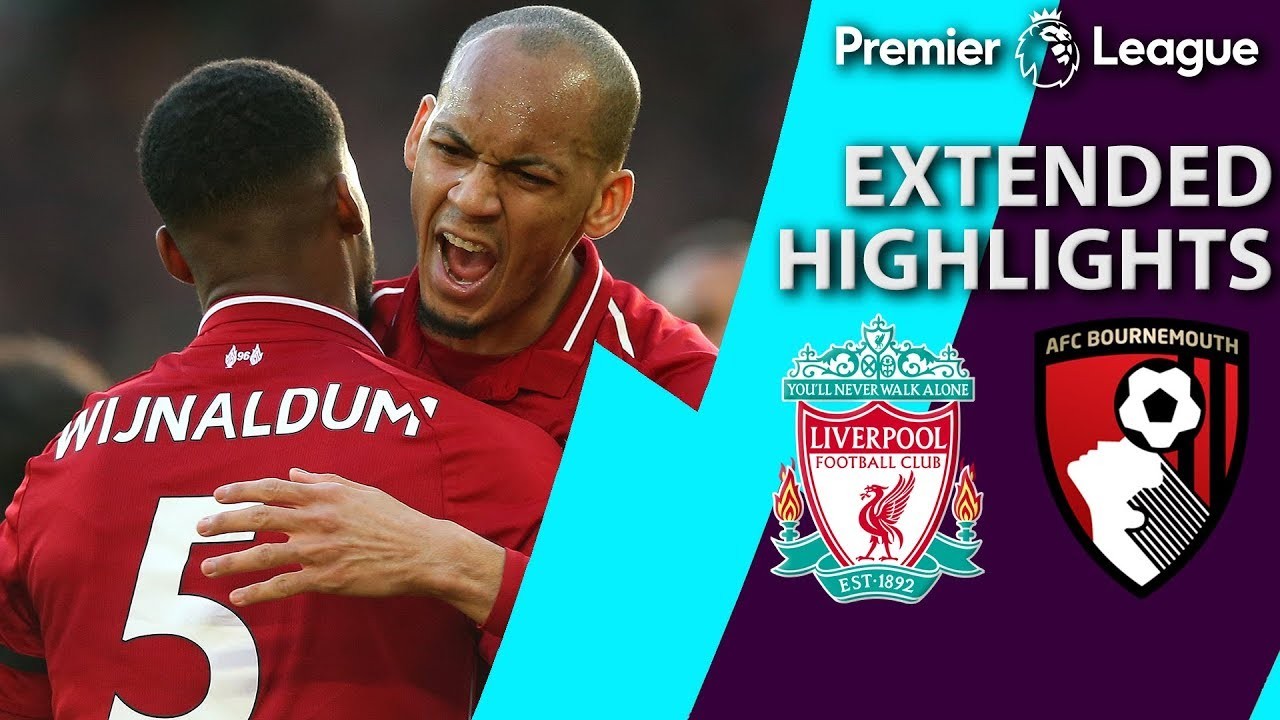 AFC Bournemouth vs. Liverpool FREE LIVE STREAM (12/7/19 ...