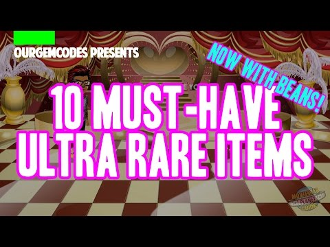 MSP | 10 MUST HAVE ULTRA RARE ITEMS
