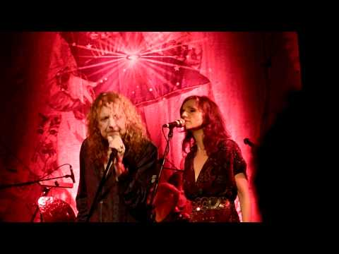 Robert Plant And Band Of Joy - Monkey, Live In Dublin, 2010