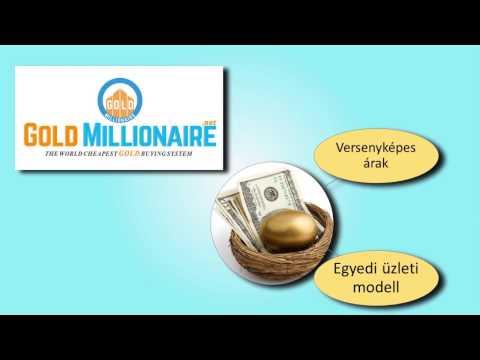 Gold Millionaire - cash flow aranyban