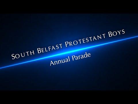 South Belfast Protestant Boys Parade 14/05/16