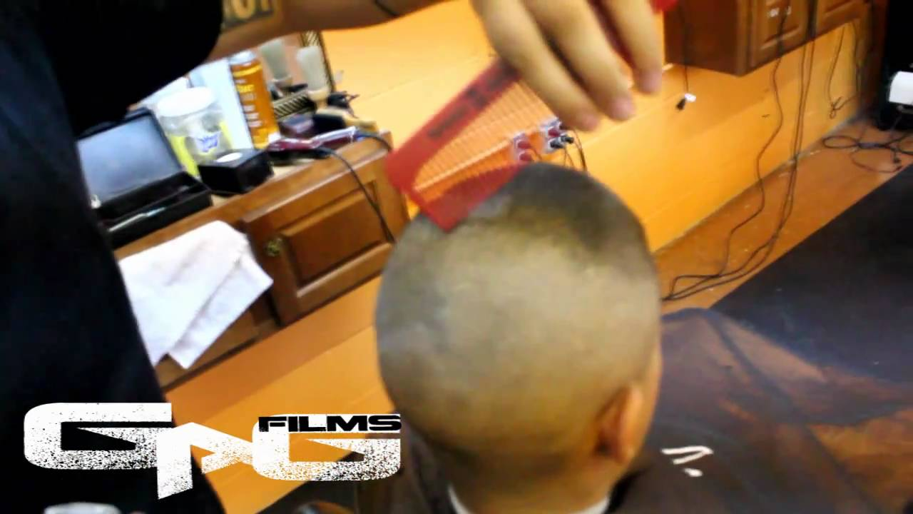 How To Do A South Side Fade Youtube