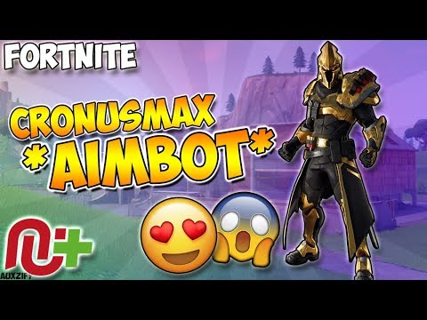 Fortnite - Cronusmax *AIMBOT* Script! Best Ever Fortnite Cronusmax Aimbot Aim Abuse (Cronusmax)