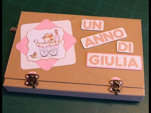Album Baby - Bundle of Joy ''un anno di Giulia