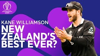 """He Will Be The Best Ever Player New Zealand Has Had"" 
