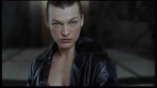 Resident Evil 1 - Alternative Ending (Deleted scene) - Milla Jovovich vs Umbrella Corp.