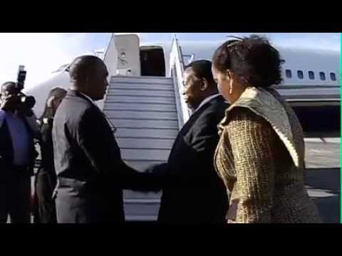 Working Visit to Finland by Deputy President Kgalema Motlanthe