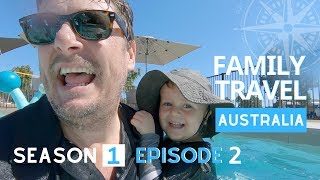 WE SURVIVE OUR FIRST WEEK LIVING IN THE VAN! Family Travel Australia Series EP 2