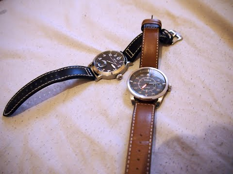 Citizen Avion Vs AVI8 Lancaster Bomber