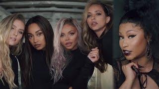 Little Mix RESPOND & Take a Side in Nicki Minaj-Cardi B Feud