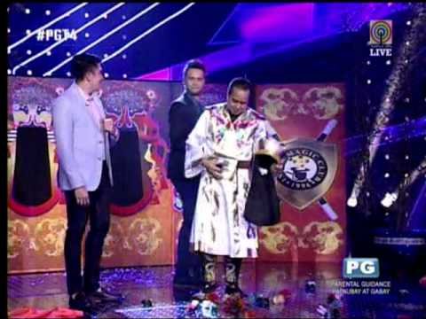 'PGT' finalist's instant outfit changes wow Kris