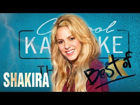 Shakira Carpool Karaoke ( Best Of )