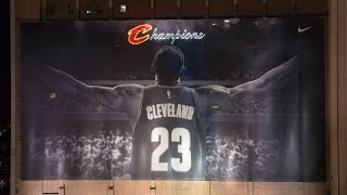 The Promise: LeBron James Ends the Cleveland Curse