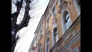 видео Туристические маршруты в Перми: Красная линия