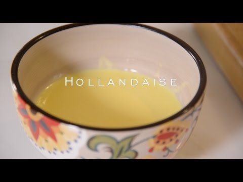 how-to-make-hollandaise-sauce