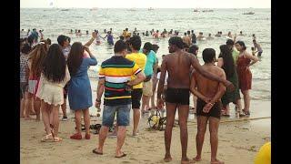 Baga Beach, Goa 28 3 21