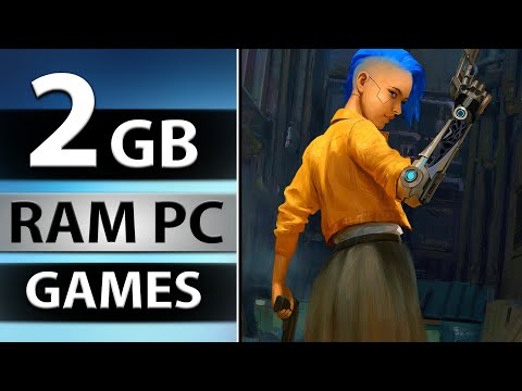 TOP 10 PC Games For 2GB RAM Without Graphics Card   PART 6   2GB RAM PC Games   Intel HD Graphics thumbnail