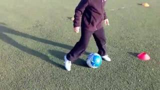 u6 u7 and u8 u9 soccer dribbling drills and ball control w quick touches by adam y