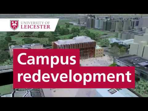 University of Leicester Campus Redevelopment
