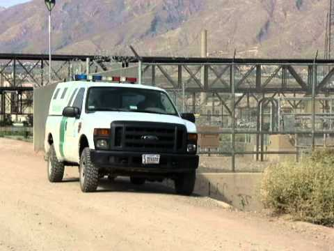 Refuerza Patrulla Fronteriza vigilancia en el Paso Texas