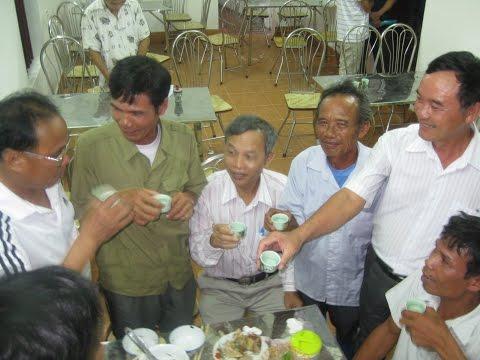 Cúng cáo tổ trước lễ Khánh thành Từ Đường, 2015