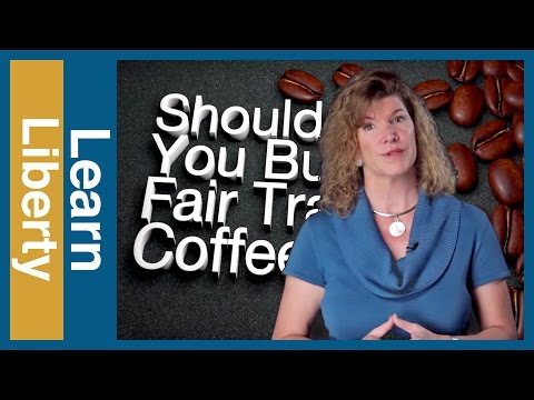 """Combating Global Poverty with a Cup of Coffee"" 