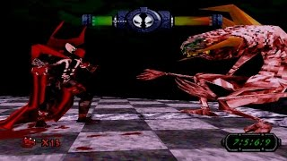 Spawn: The Eternal Complete Gameplay (PlayStation,PS1,PSX)