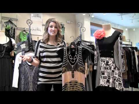 Totally Tunics! Mariah's Monday Makeover! (Womens Boutique Albuquerque)