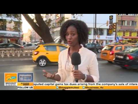Business Digest focus on Africans importing from Turkey