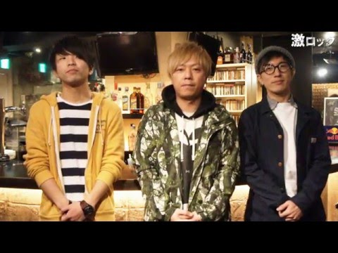 at Anytime初登場!ニュー・ミニ・ アルバム『Crossroad』リリース!―激ロック 動画メッセージ