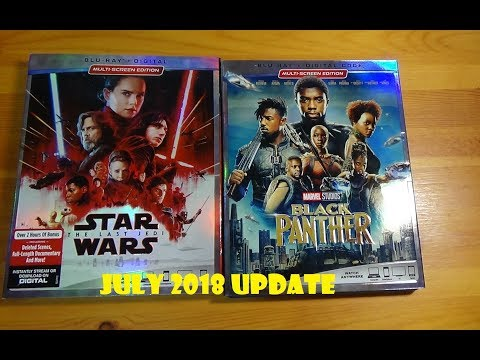 Some Good Stuff, Some Great Stuff and SOME CRAP!!! - Blu-Ray Update