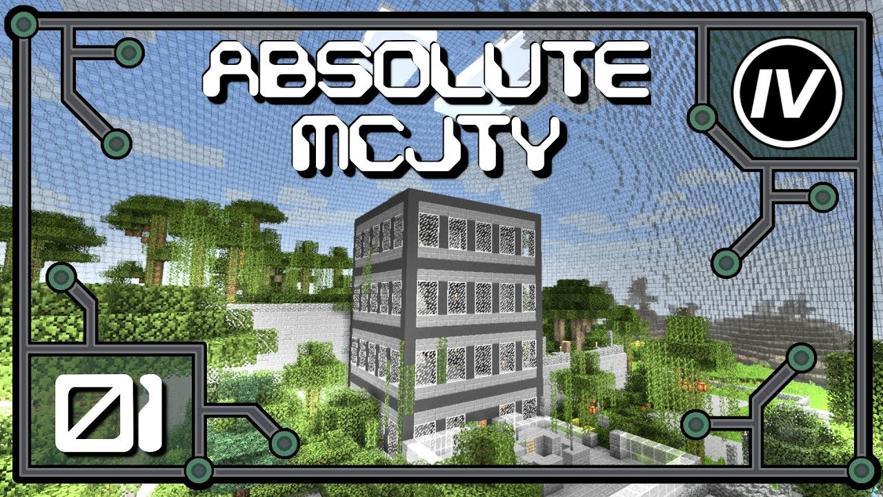 Absolute McJty - Ep 1 - Finding Safety : LightTube
