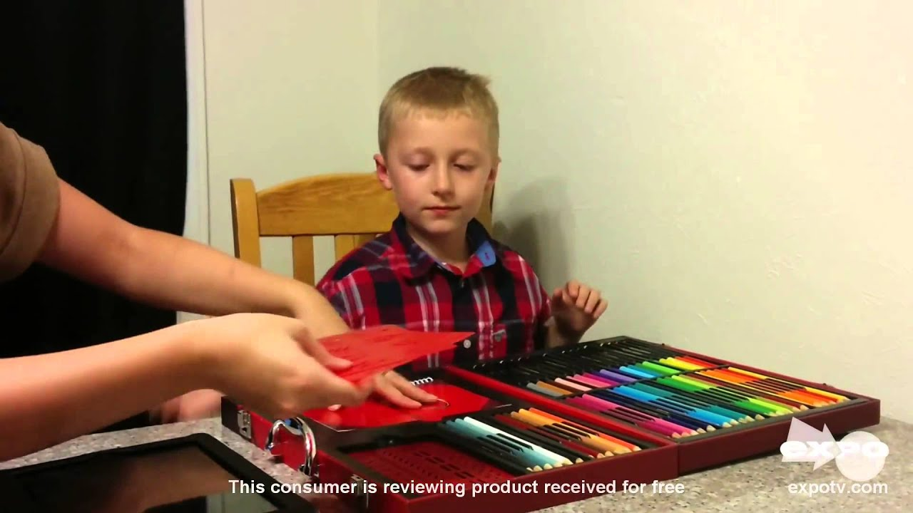 Crayola Virtual Design Pro Review By Jessica R Youtube